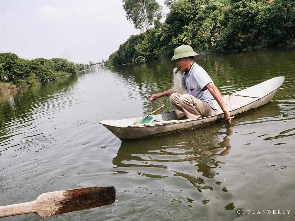 Fishing Viet Farm Trip