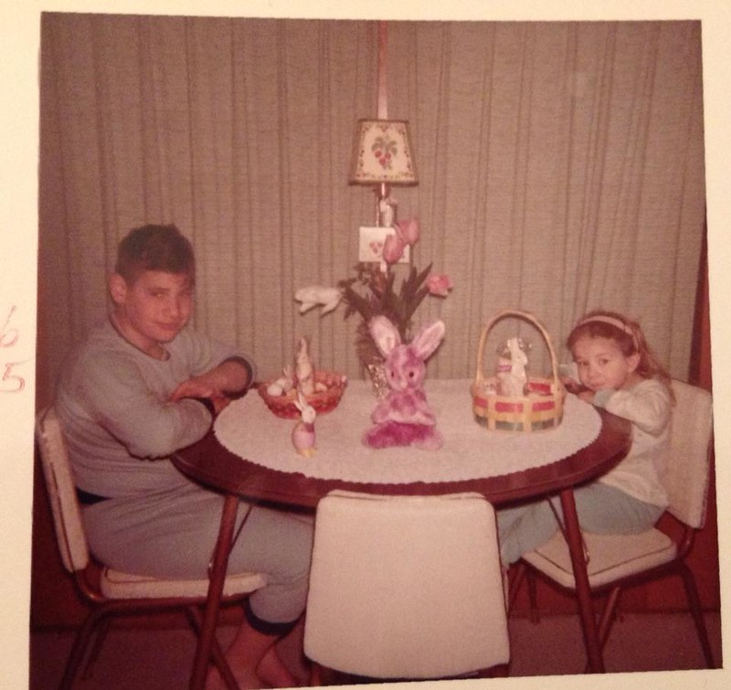 Easter Sunday, 1960s