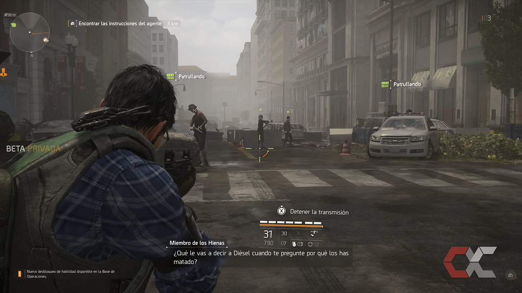 The Division 2 Review - OverCluster 04