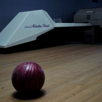 The Abandoned bowling alley