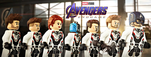 LEGO Avengers: Endgame Trailer 2 Edit