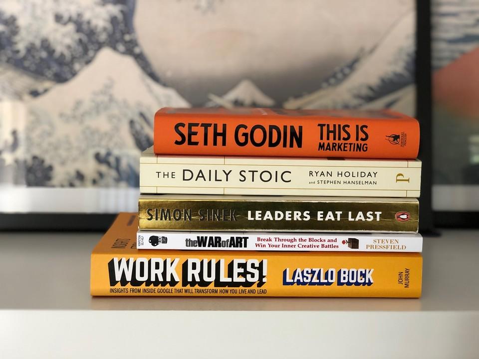 5 Books I Loved in 2018