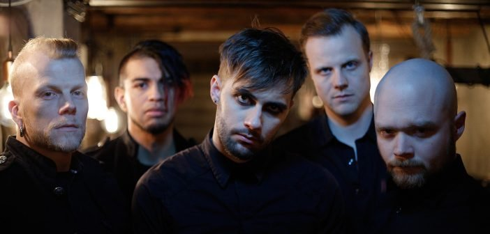 瑞典金屬核樂團 Through the Noise 新曲影音樂Deceiver