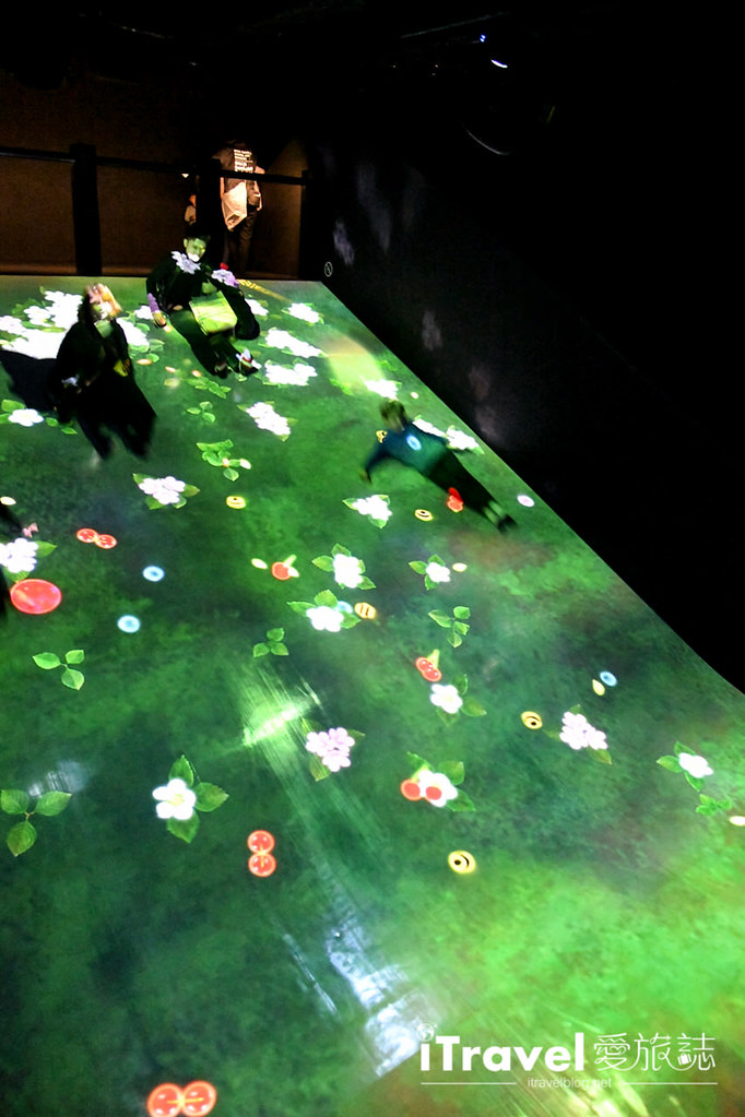 東京藝術展覽 teamLab Borderless (50)