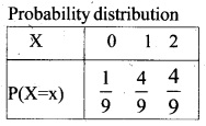 Plus Two Maths Chapter Wise Questions and Answers Chapter 13 Probability 36