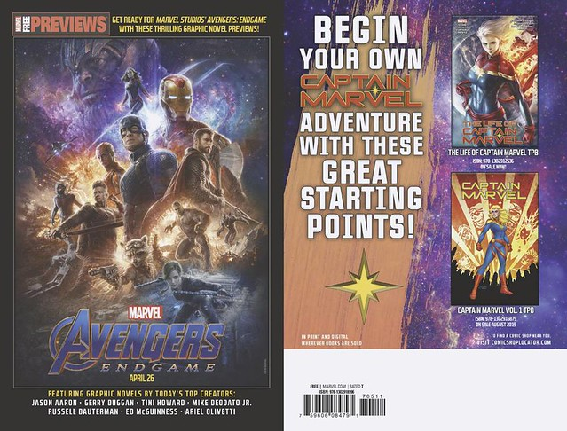 40467358723_1969683a30_z ComicList: Marvel Comics New Releases for 04/03/2019