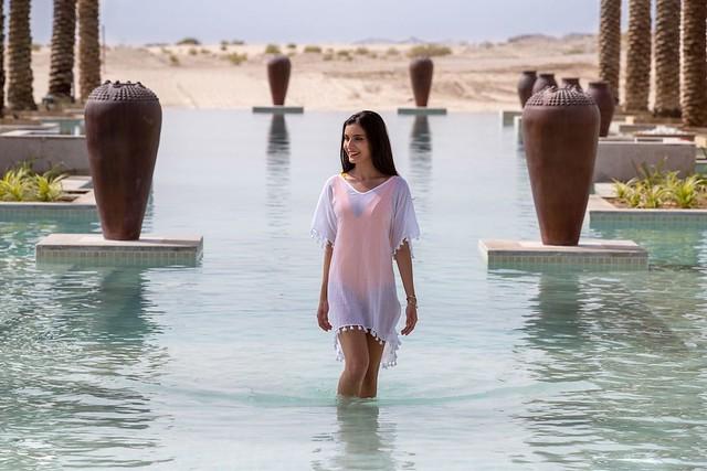 Jumeirah Al Wathba Desert Resort & Spa - Lifestyle - Pool (11)
