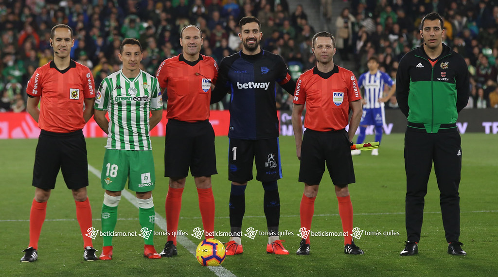 Galería: Real Betis - Alavés