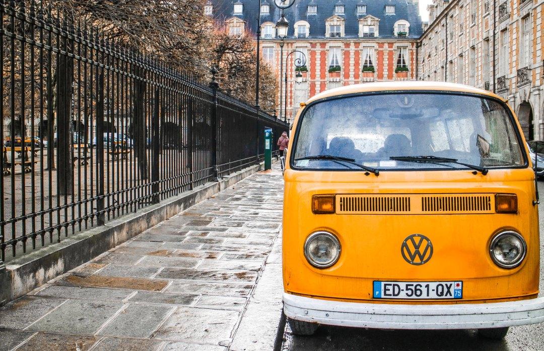 Come muoversi a Parigi
