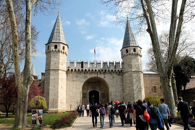 Visitar el Palacio de Topkapi de Estambul