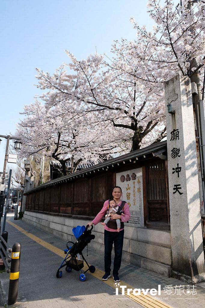 福岡賞櫻景點 櫛田神社 (38)