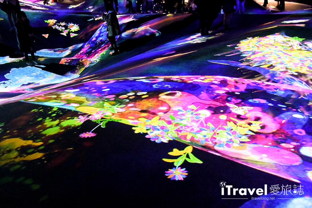 東京藝術展覽 teamLab Borderless (60)