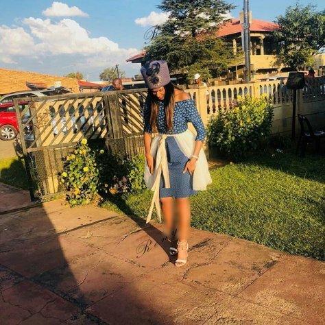 Shweshwe styles for ladies 2019