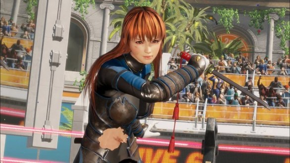 Dead or Alive 6 Battle Damage