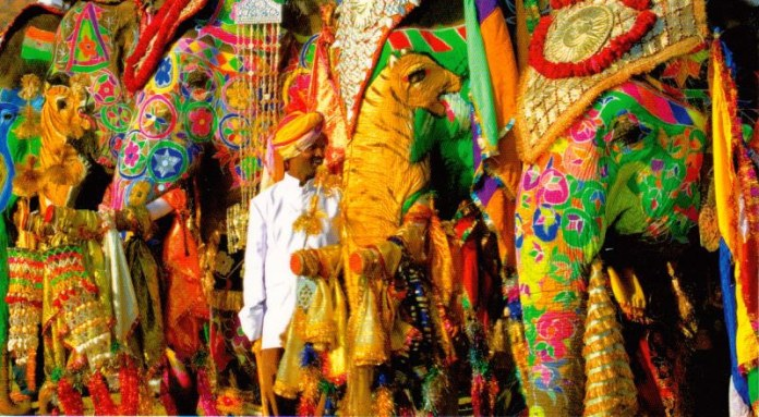 best places to visit on Holi in india