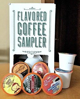 February Flavored Coffee Giveaway