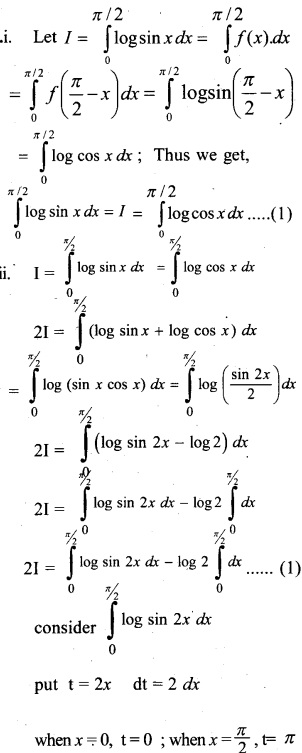 Plus Two Maths Chapter Wise Questions and Answers Chapter 7 Integrals 101