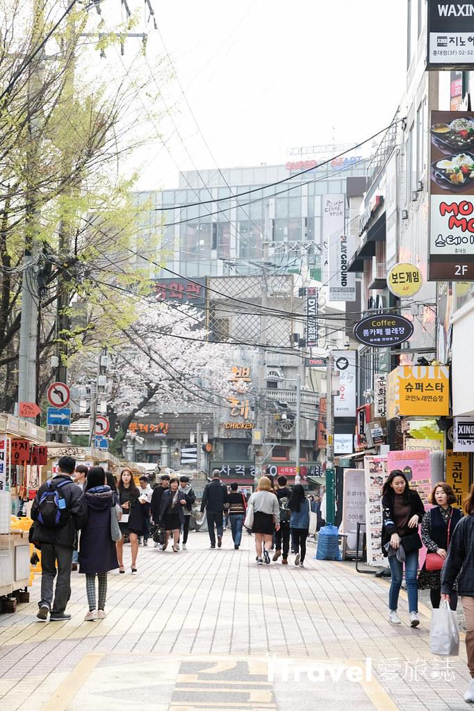 首爾購物商場 弘大商圈 (35)