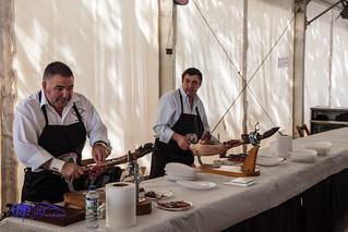 Feria del Jamón. Aracena. 24-10-14.