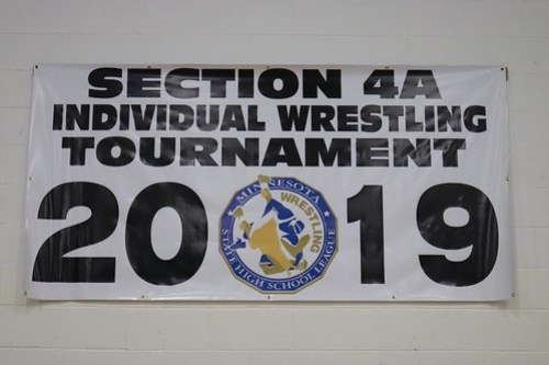 ACGC @ Section 4A Individual Wrestling Tournament Feb 23, 2019