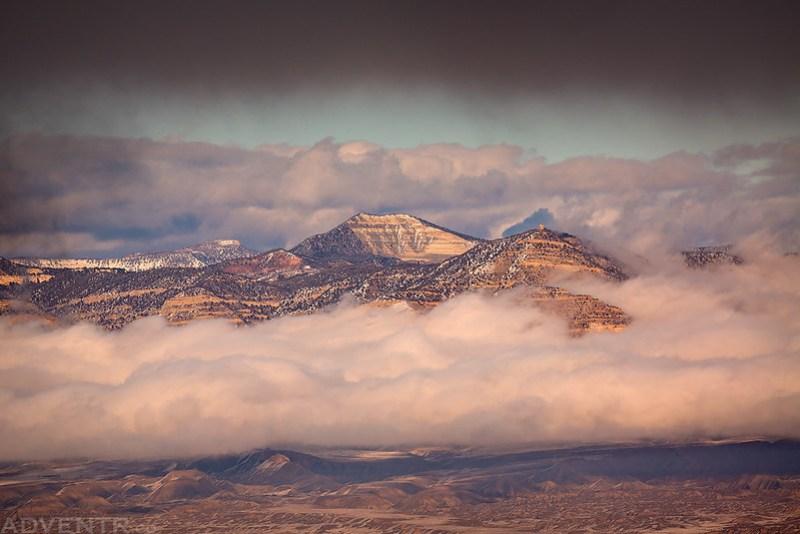 Corcoran Peak