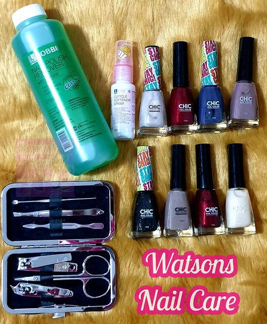 Watsons Nail Care