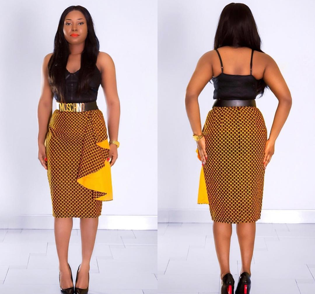 LATEST ANKARA STYLE 2019 FOR WOMAN FOR EVERY OCCASION! 2