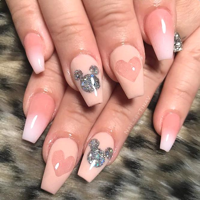 26 Disney Nail Art Designs Ideas: Inspiring Disney Nails Ideas To Try In 2019