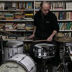 Saxsyndrum, Simon Labelle and Nico Rosenberg @ Black Squirrel Books