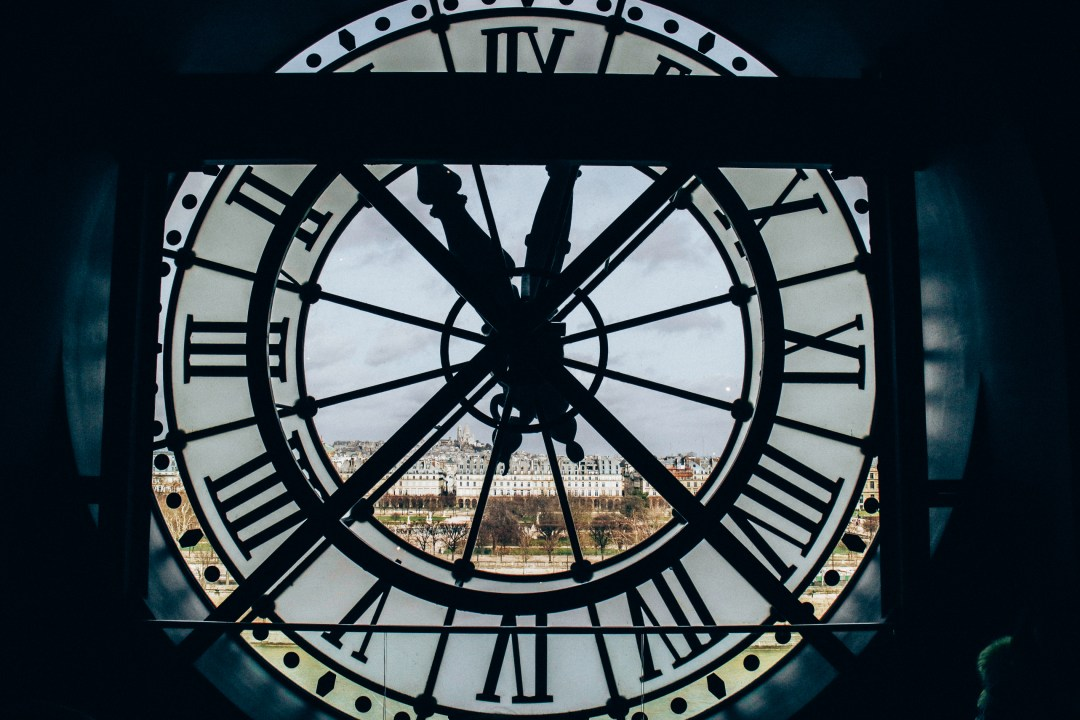Orologio, Museo d'Orsay