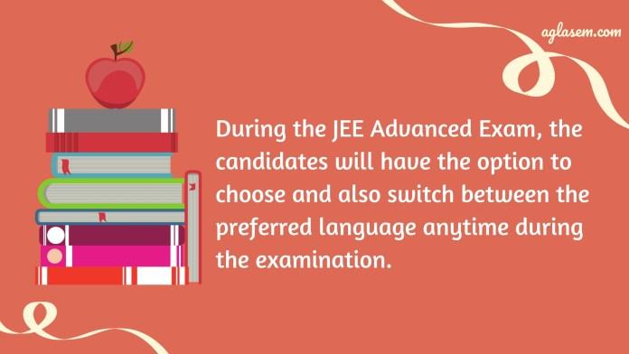 JEE Advanced 2019 Exam Pattern