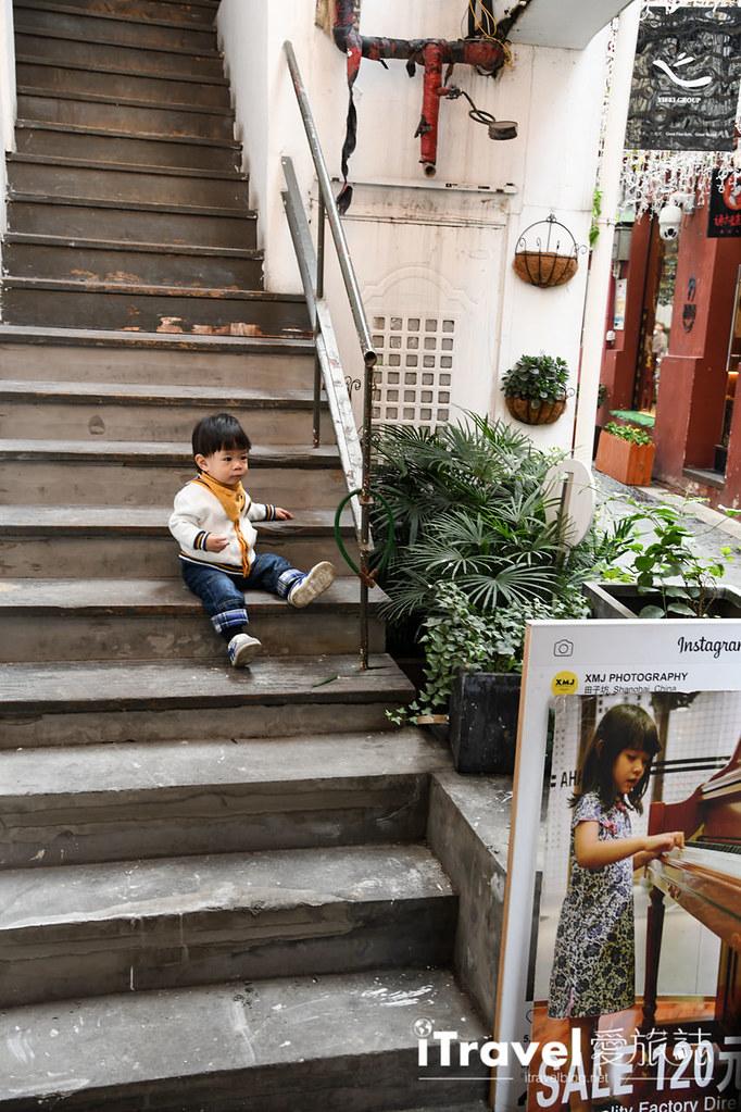 上海景点推荐 创意街区田子坊 (37)