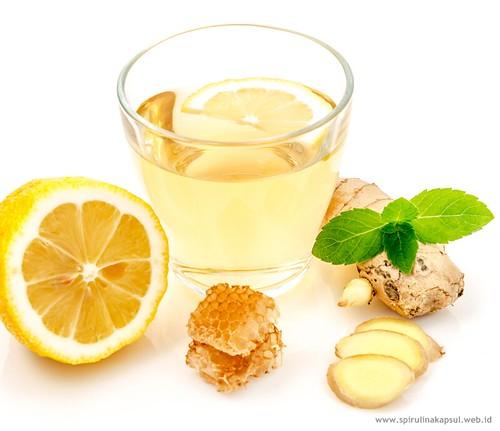 Lemon Bisa Mengobati Batuk