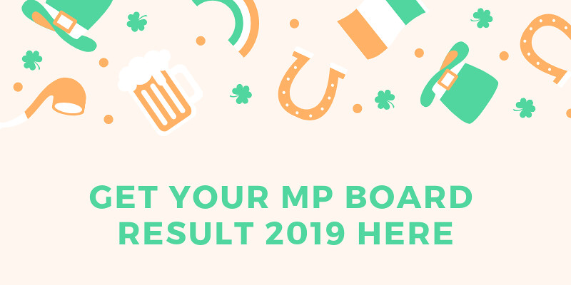 MP Board 12th Result 2019