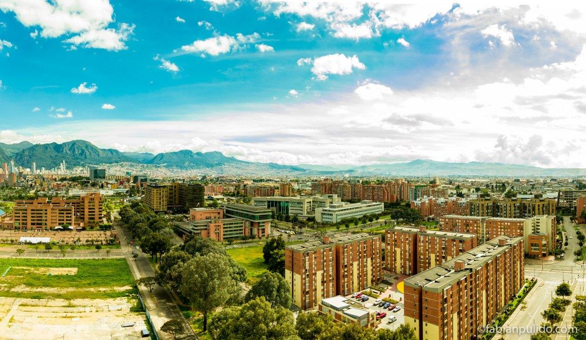 Bogotá aun un proyecto sin terminar