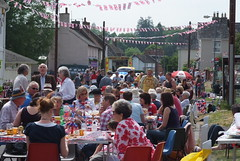 """Diamond Jubilee street party • <a style=""""font-size:0.8em;"""" href=""""http://www.flickr.com/photos/80046288@N08/7160809967/"""" target=""""_blank"""">View on Flickr</a>"""