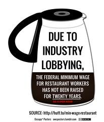 Restaurant Worker Minimum Wage has Not Risen i...