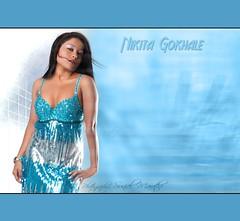 Mumbai Actress NIKITA GOKHALE Photos Set-2 (4)