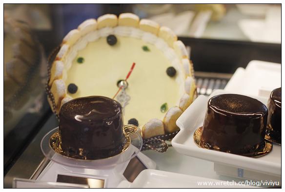 [桃園.美食]NAKANO甜點沙龍~甜點就像是藝術品般精緻 @VIVIYU小世界