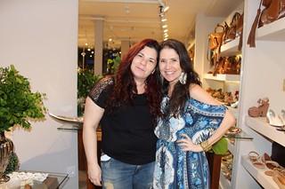 As irmãs Ana Paula e Alessandra