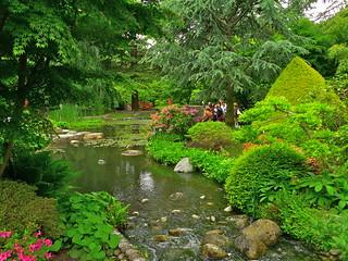 Jardins japonses  de Albert Kahn