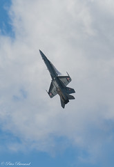 F-A 18 Hornet - Swiss Airforce solo display