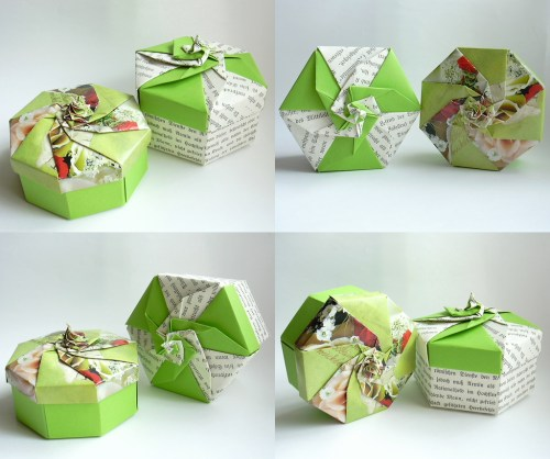 small resolution of hexagonal amp octagonal spiral lid boxes fuse dahlia k tags spiral