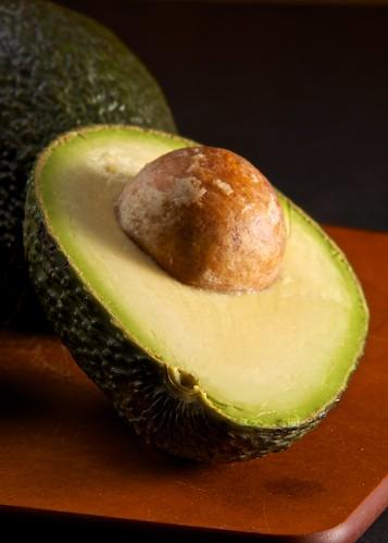 201/365 - Avocado
