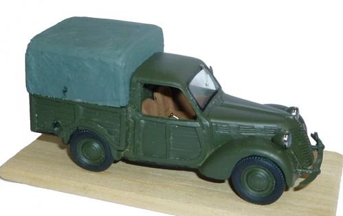 Liliput Fiat 1100 militare