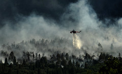 U.S. Air Force Academy Waldo Canyon Fire