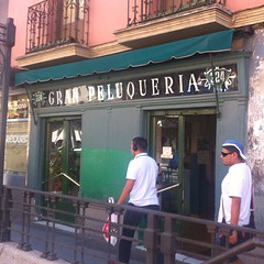 Madrid Barber Shop