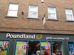 A Poundland in York.....?