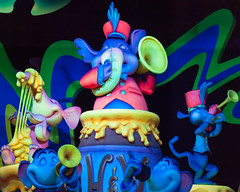 Heffalump and Woozle Band