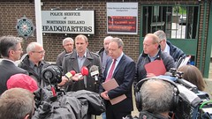 Meeting PSNI to Discuss 12th July Ruling